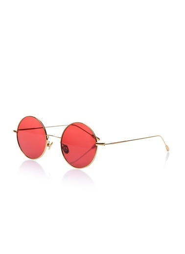Optoline Güneş Gözlüğü Kırmızı